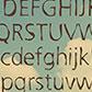 Постоянная ссылка на Свежая подборка бесплатныхшрифтов