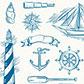 Постоянная ссылка на Бесплатный вектор на мореходнуютему