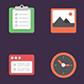 Постоянная ссылка на Бесплатные наборы иконок на офиснуютематику
