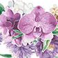 Постоянная ссылка на Свежий цветочный вектор для вашегодизайна