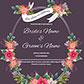 Постоянная ссылка на Бесплатные шаблоны свадебныхприглашений