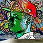 Постоянная ссылка на Эффект граффити в AdobePhotoshop