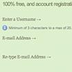 Постоянная ссылка на Делаем регистрационную форму при помощиJquery