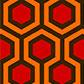 Постоянная ссылка на Узор из шестиугольников в AdobeIllustrator