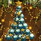 Постоянная ссылка на Новогодняя открытка в AdobePhotoshop