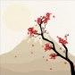 Постоянная ссылка на Создание картинки цветения японской вишни вIllustrator