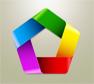 Постоянная ссылка на Создаем цветной логотип виллюстраторе