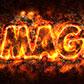 Постоянная ссылка на Типографический эффект магмы в AdobePhotoshop