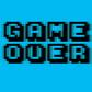 Постоянная ссылка на Пиксельный текст в стиле старых игр в AdobeIllustrator