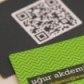 Постоянная ссылка на Подборка визиток сqr-кодом