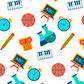 Постоянная ссылка на Бесплатный клипарт на школьнуютематику