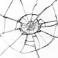 Постоянная ссылка на Создаем кисти разбитого стекла для AdobePhotoshop