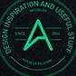 Постоянная ссылка на Стильное оформление лого вAdobe Illustrator иPhotoshop
