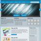 Постоянная ссылка на Создаем макет веб-сайта с 3d-подобнымиэлементами