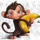 Постоянная ссылка на 40 очаровательных рисунков сживотными