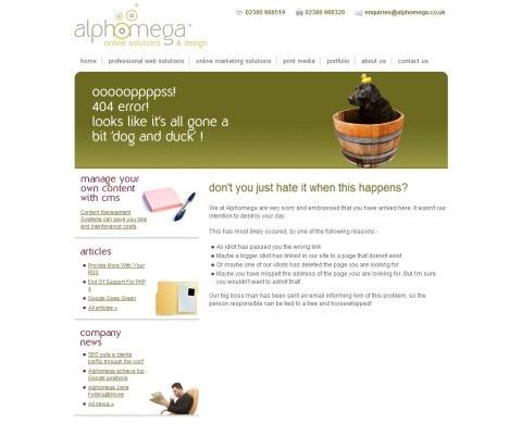 alphomega