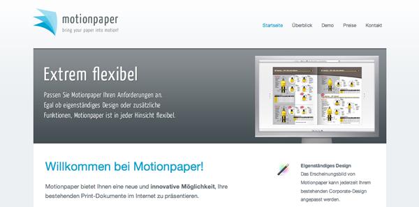 motionpaper