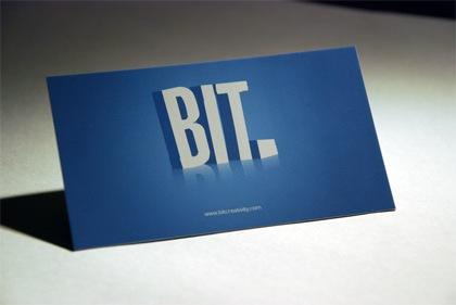 визитки на подставке