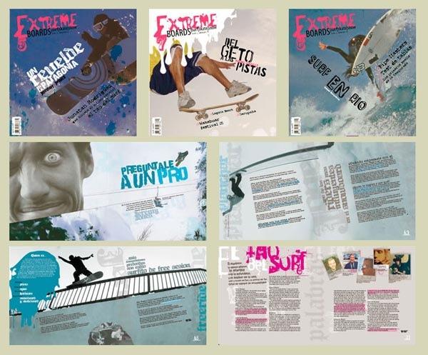 экстремальные обложки журналов