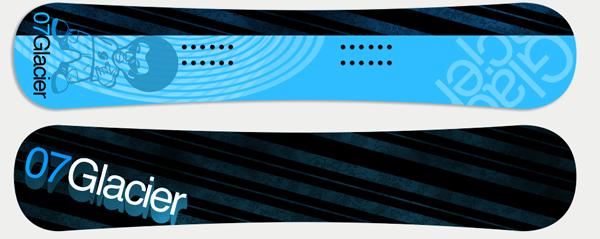 дизайнерские сноуборды