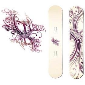 дизайн сноубордов