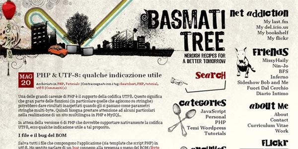 Basmati-Tree