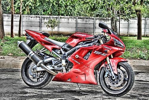 спортивные мотоциклы в хдр