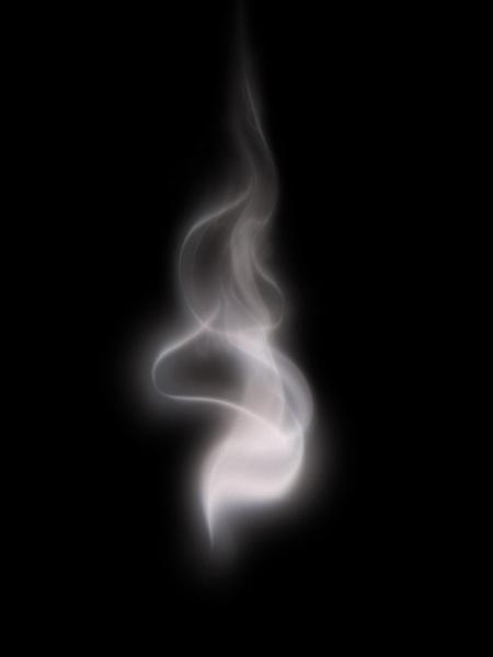 Создание реалистического дыма