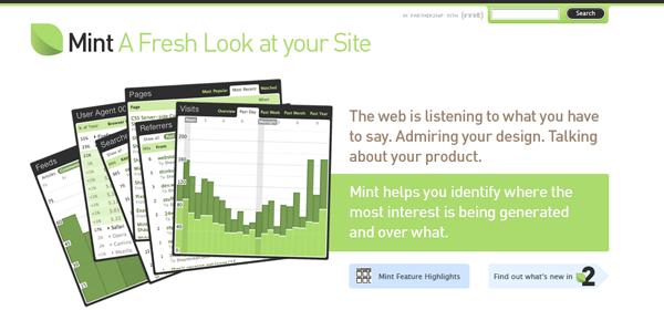 графики в зеленых оттенках