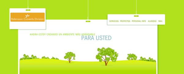 зеленые иллюстрации в дизайне
