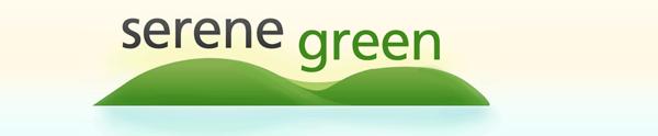 примеры дизайнав зеленыхоттенках