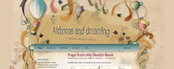 блог графического дизайнера