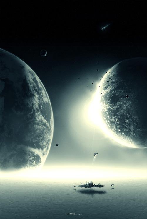 обои на космическую тематику