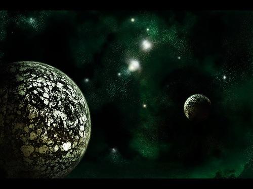 тропический космос