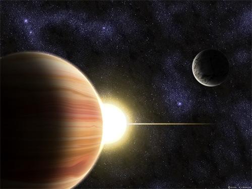 планеты космоса
