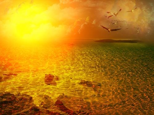 изображение моря