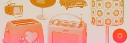 кисти ретро радио