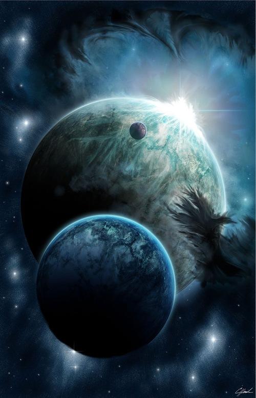 сила космоса