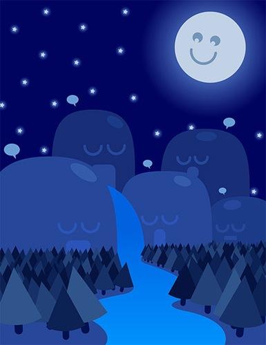 векторная ночь