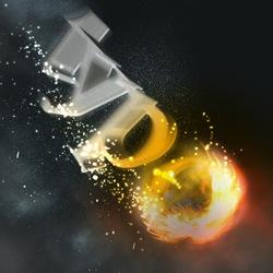 Эффект пылающего метеорита
