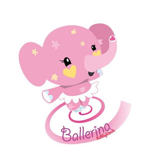 слон-балерина