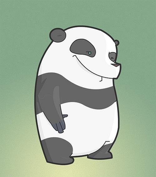 медведь-панда
