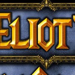 Шрифт Warcraft