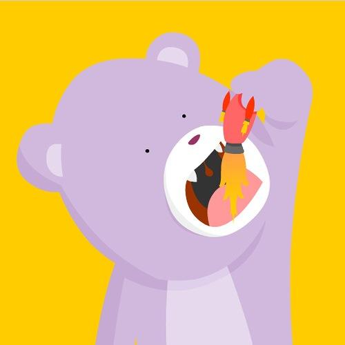 медведб-монстр