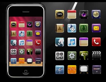 иконки для IPHONE