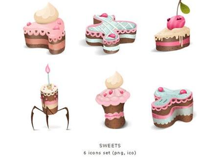 иконки-пироги