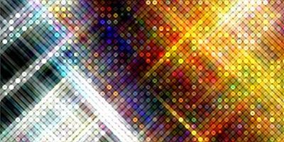 эффект цифровых звезд