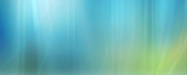яркий голубой фон