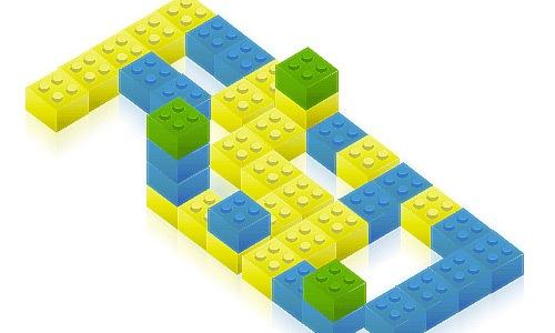 Лего стиль