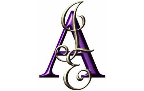 плетенные буквы